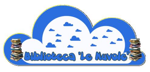 logo biblioteca le nuvole